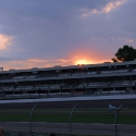 Sunrise Over the Speedway