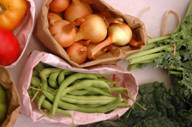 Vegetables from the Easton Farmers' Market, CSA, Easton PA | Lehigh Valley PA
