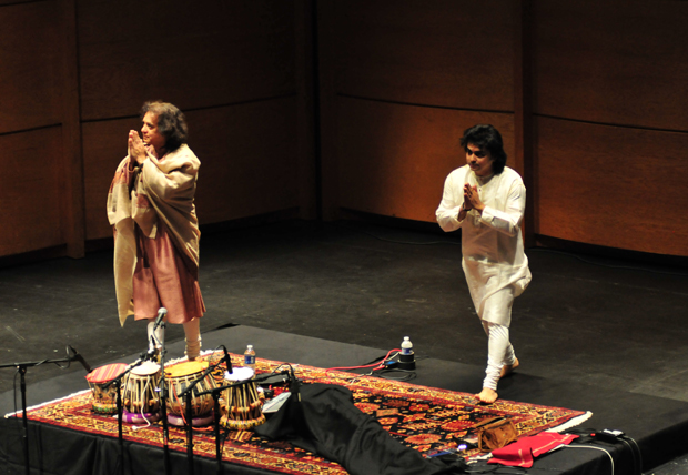 Zakir Hussain at Lafayette College in Easton PA, Lehigh Valley PA