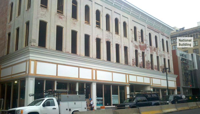 Pomeroy Building Construction in Easton, PA | Lehigh Valley PA