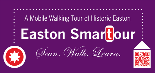 Historic Downtown Easton Mobile Walking Tour - SmarTour