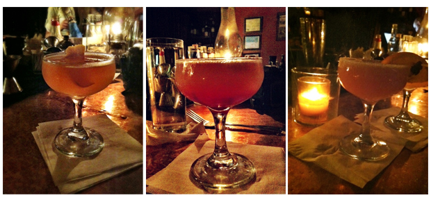 Classic Cocktails at the Bookstore Speakeasy in Southside Bethlehem
